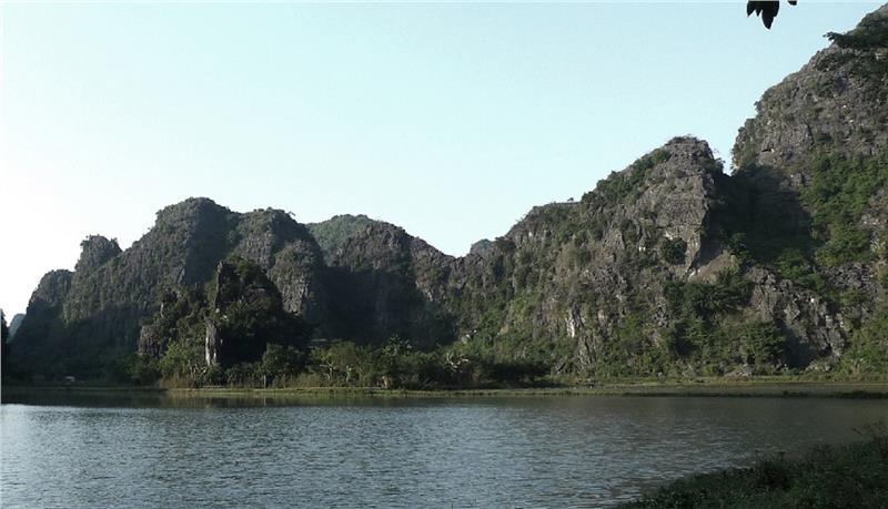 5.Scenery around Thai Vi Temple