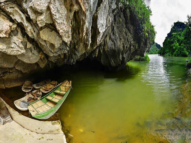 Trang An Eco-tourism complex – breathtaking venue