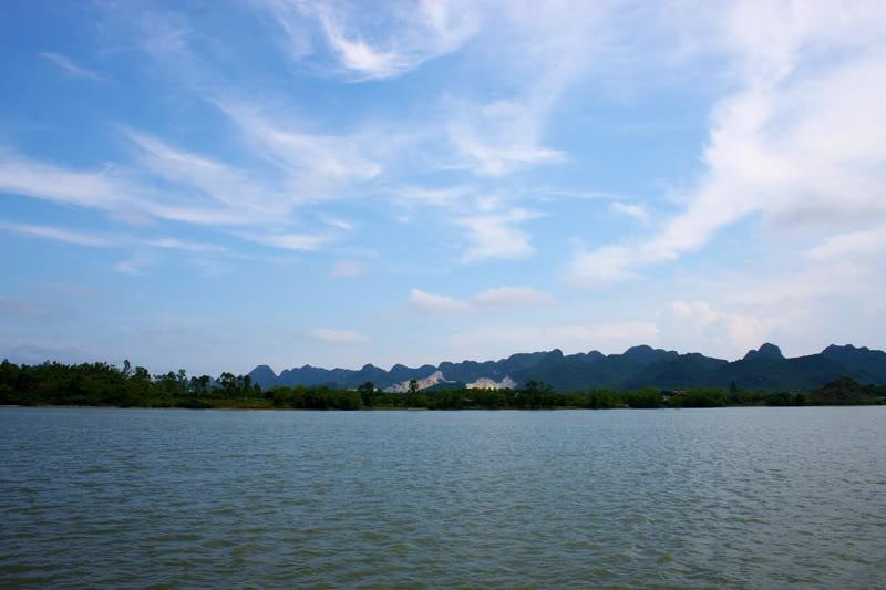 Yen Thang Lake