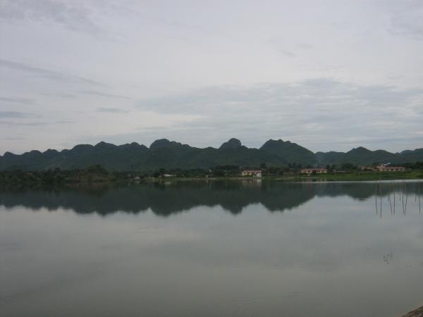 Yen Thang Lake Ninh Binh