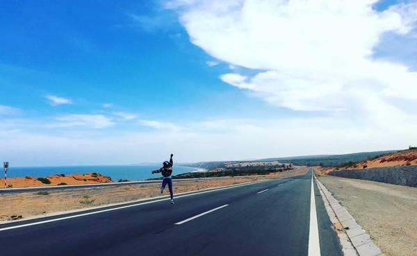 Cung đường Mũi Né – Bàu Trắng