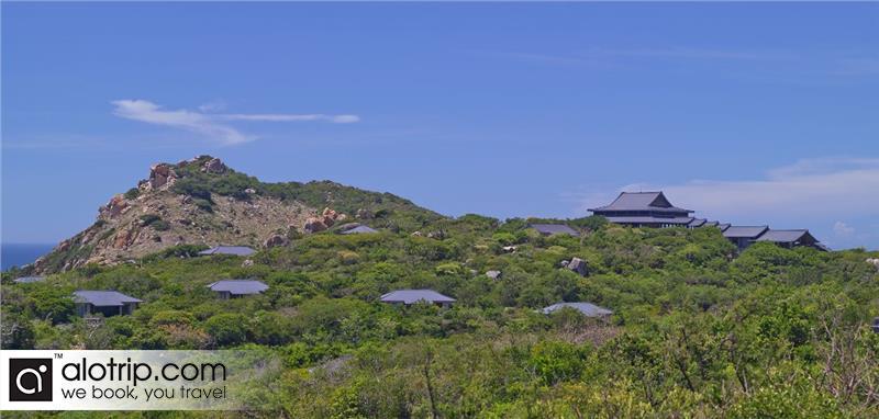 Panorama of Amanoi Resort