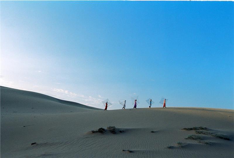 Nam Cuong Sand Dunes Phan Rang