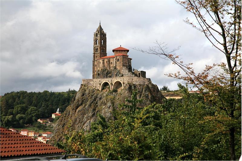 Chapel Saint Michel d Aiguilhe