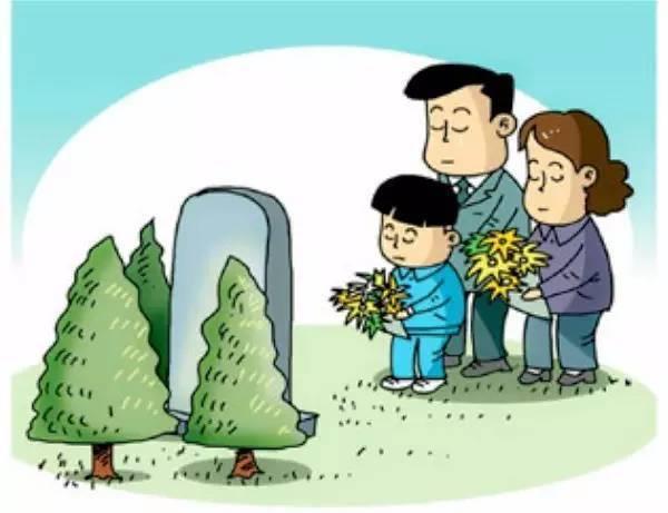 Sửa sang và viếng mộ tổ tiên