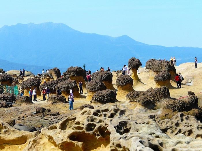 Công viên địa chất Da Liễu