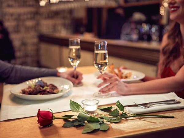 Một bữa tối lãng mạn