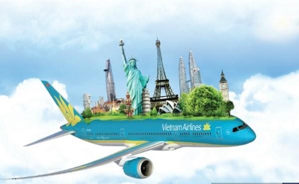 Mẹo săn vé máy bay giá rẻ của Vietnam Airline