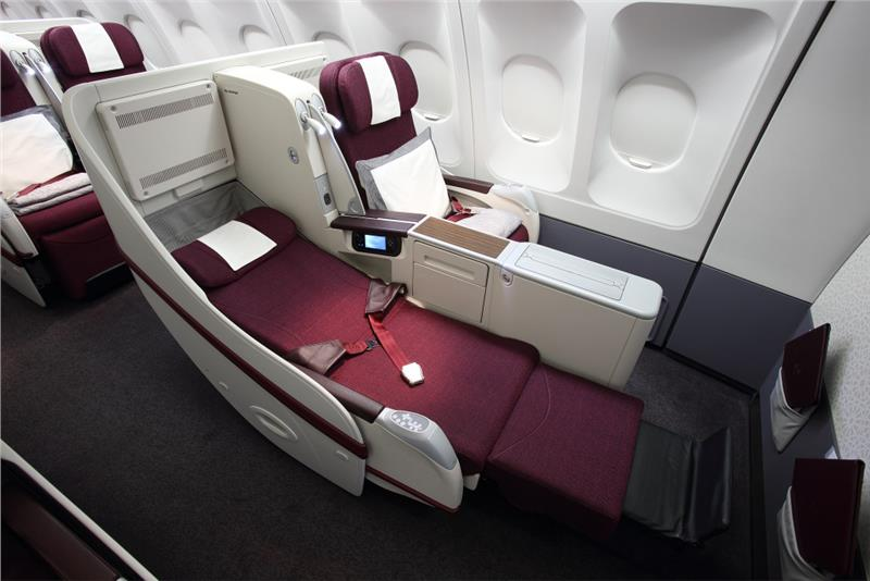 Qatar Airways - Summer Promotion on Premium and Economy Class