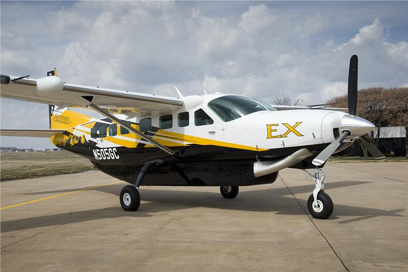 Seaplane Cessna Grand Caravan EX