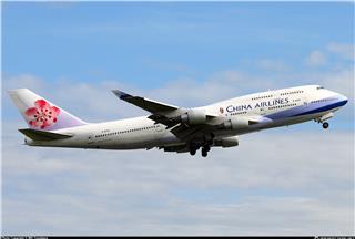 China Airlines khuyến mại vé máy bay đi Đài Loan