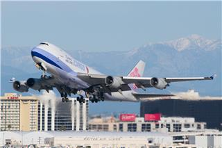 China Airlines promotion for flight upgrades