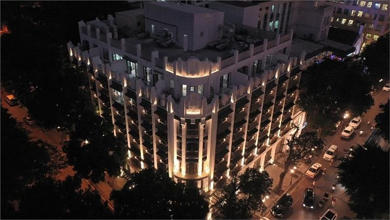 First Capella Hotel opens in Hanoi