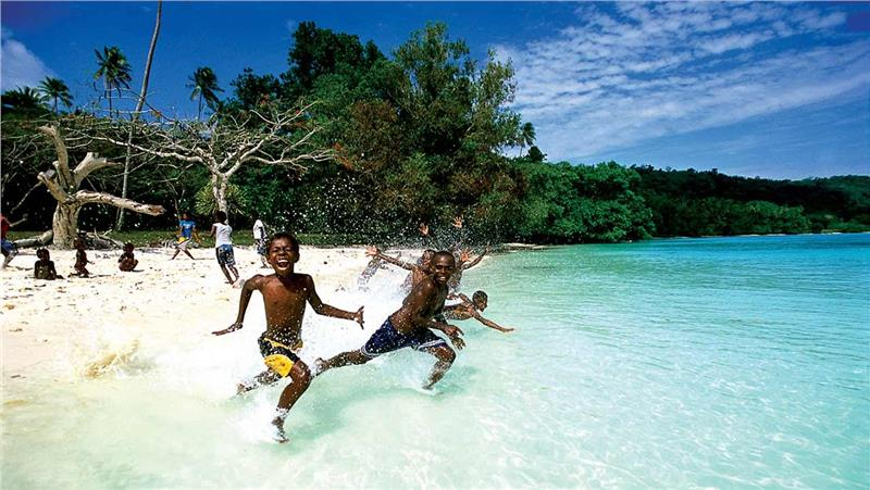 Vanuatu - The happiest land in the world