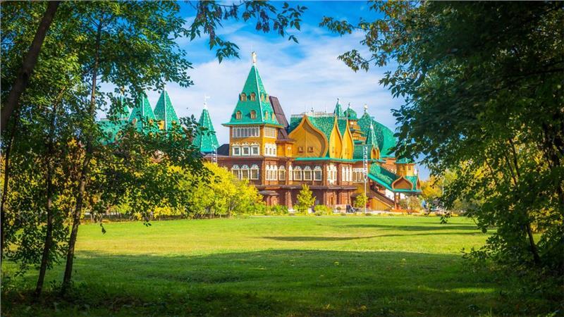 Công viên Kolomenskoye
