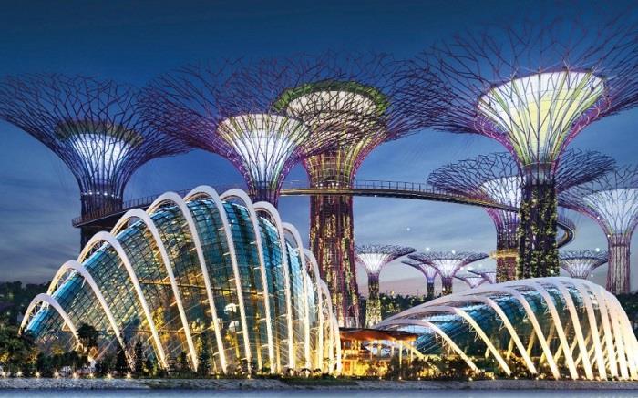 Malaysia – Singapore ( Trickeye – Jurong – Nhạc nước)