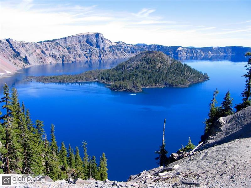 Crater Lake, Ore