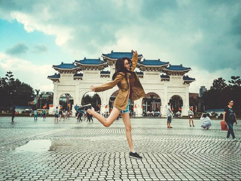 Đài Loan (Cao Hùng - Đài Trung - Nam Đầu - Đài Bắc)