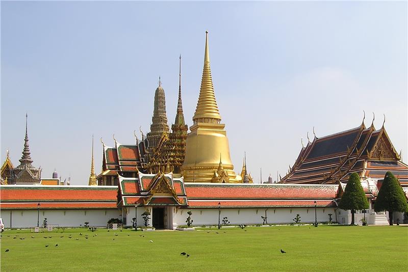 Cung điện ở Bangkok