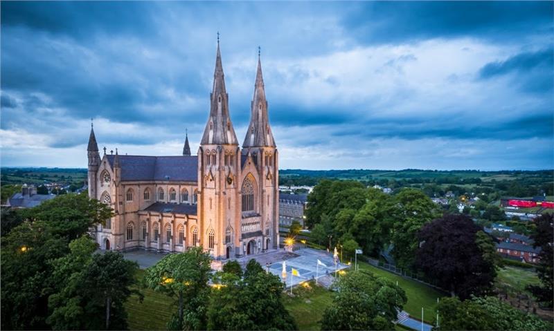 Nhà thờ thánh Patrick