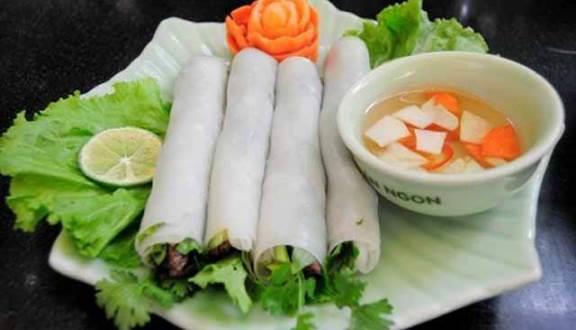 Những món ăn phải thưởng thức khi đến Hà Nội