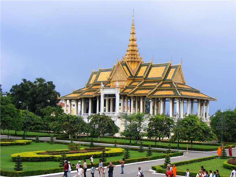 Phức hợp Cung điện Hoàng gia, Phnom Penh