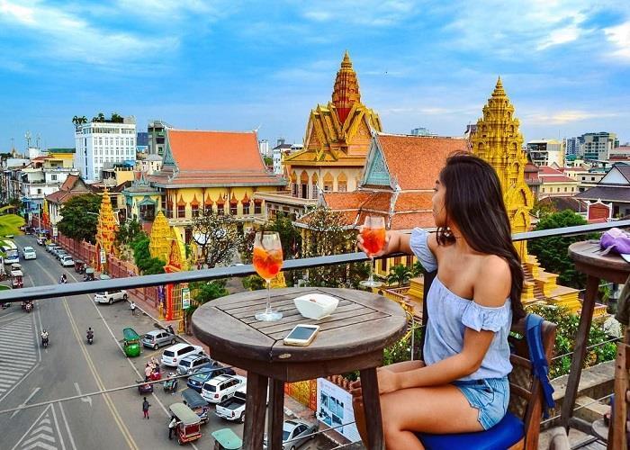 Campuchia (Sihanoukville – Koh Rong SamLoem – Phnom Penh)