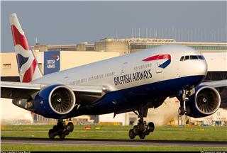 Cheap British Airways tickets to London and EU from SGN