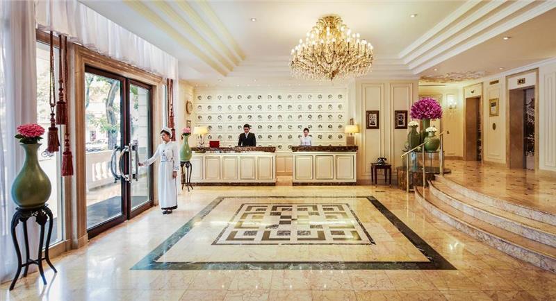 Sofitel Legent Metropole Hanoi Hotel