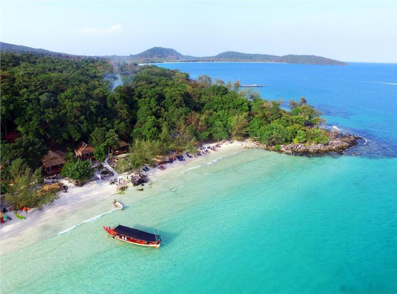 Thiên đường biển SihanoukVille
