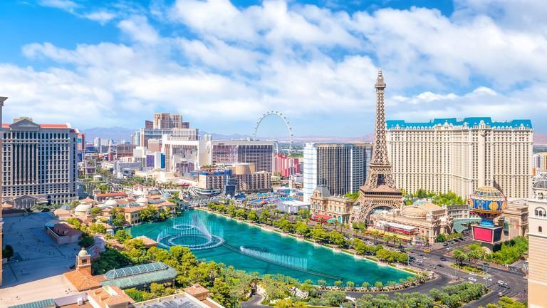 Los Angeles - Hollywood - Universal Studio - Las Vegas - Hoover Dam