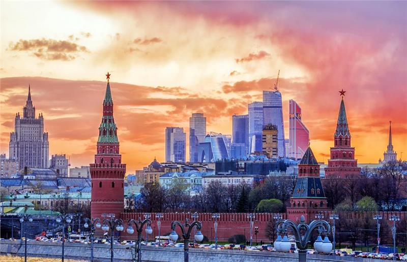 Thủ đô Moscow Nga