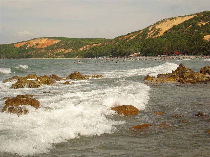 Hon Rom Beach