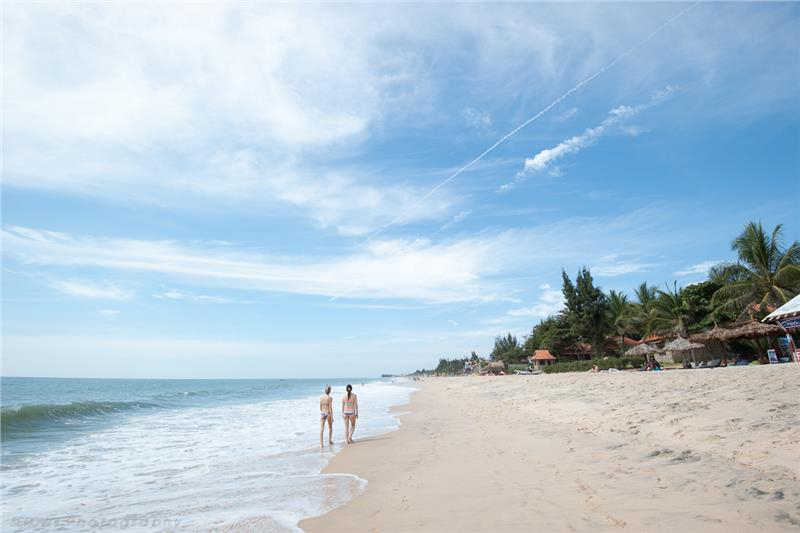 Beach in Phan Thiet