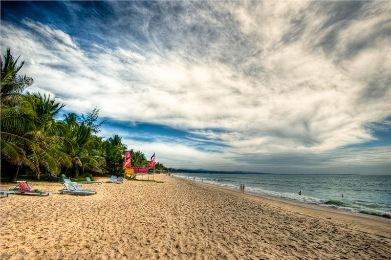Phan Thiet geography
