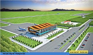 Start Phan Thiet Airport project
