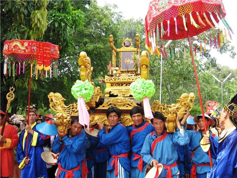 Thay Thim festival in Phan Thiet