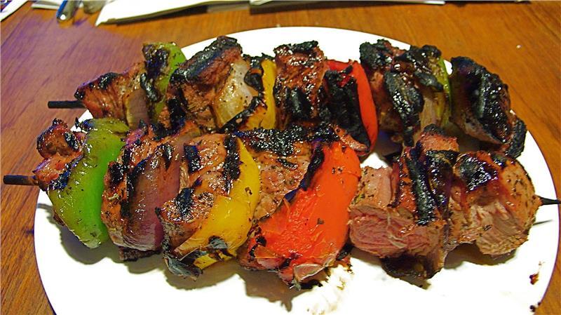 Mui Ne cuisine Sindbad kebab restaurant - Part 2
