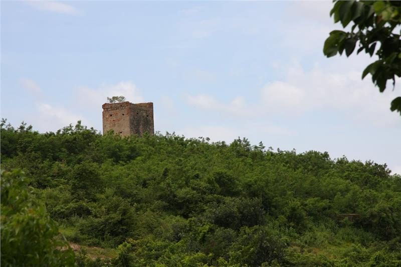 Panoramic view of Prince Castle