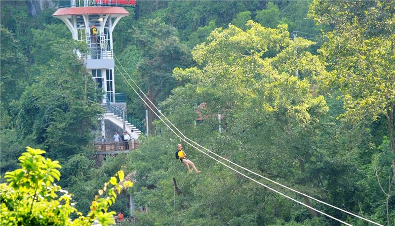 Quang Binh tourism promotes cave and spiritual travel