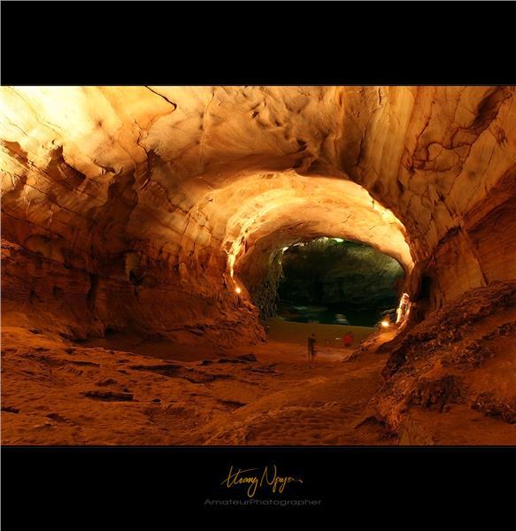 Bi Cave in Phong Nha