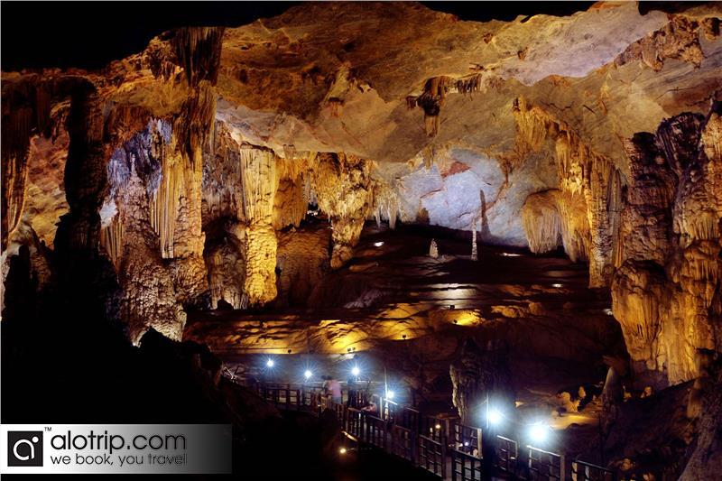 Phong Nha – Ke Bang Cave (Full Day)