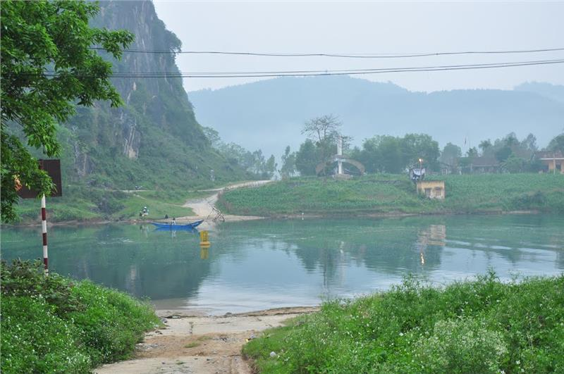 Xuan Son Ferry nowadays