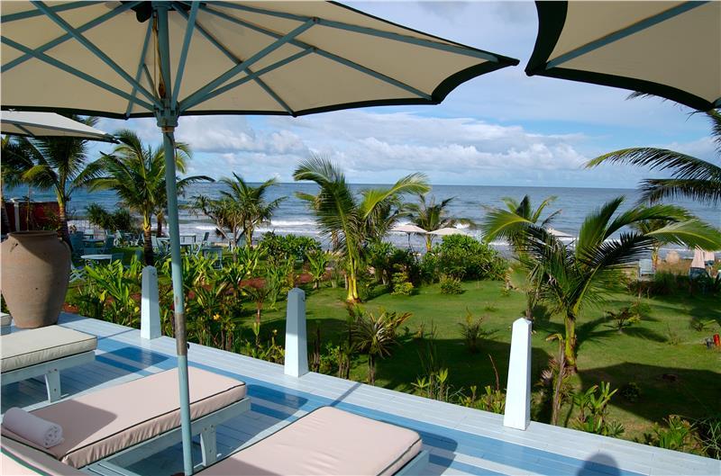 Phu Quoc beach view from La Veranda Resort