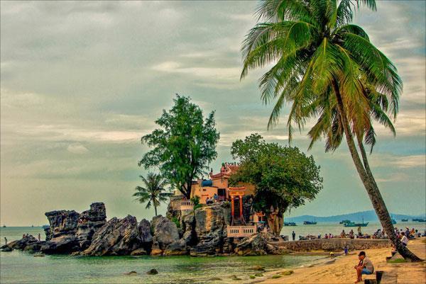 Cuộc sống về đêm khi du lịch tại đảo phú quốc