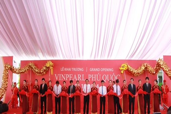 Vinpearl Resort Phu Quoc officially inaugurated