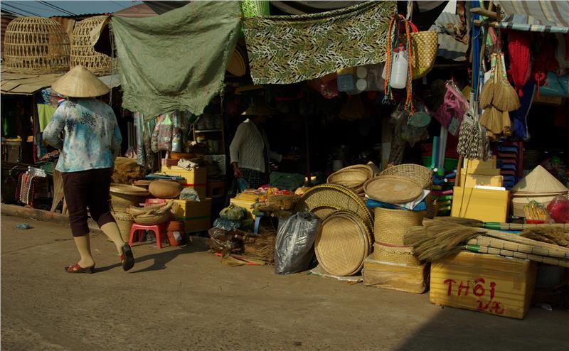 Duong Dong Market in Phu Quoc