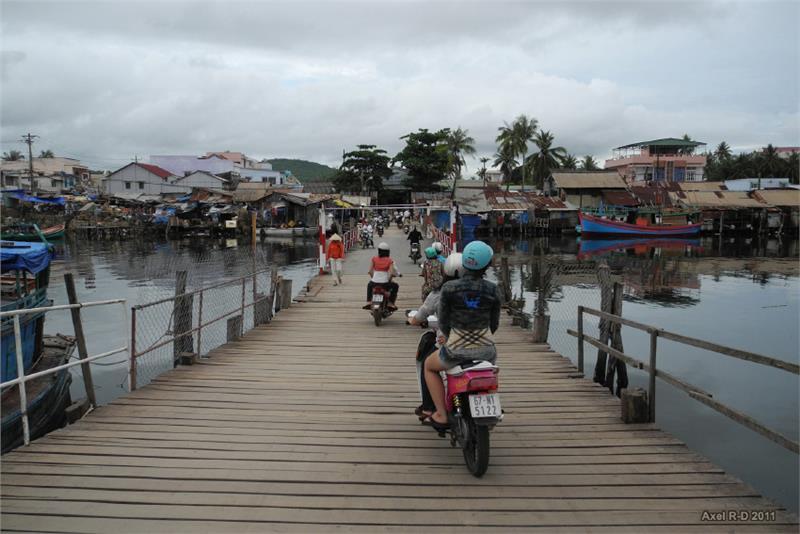 Duong Dong Town in Phu Quoc Island