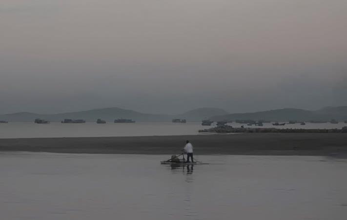 Daily life in Ham Ninh fishing village