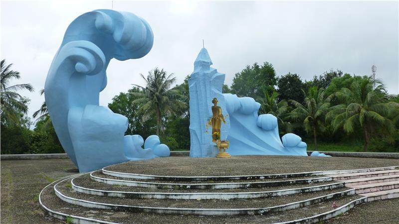 War monument, Phu Quoc island